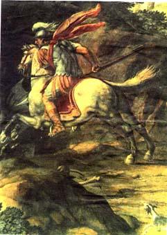 MarcoBenefial: San Crescenzio che uccide il drago