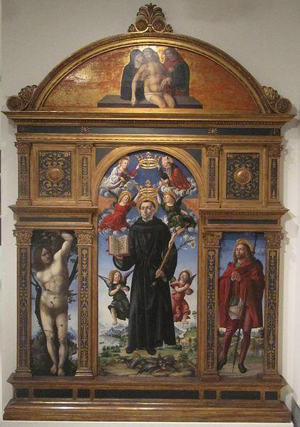 Polittico di San Nicola da Tolentino