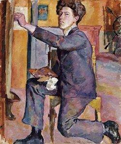 Alberto Giacometti: Autoritratto