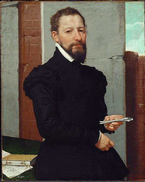 Ritratto di Giovanni Pietro Maffeis