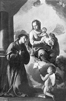 Madonna col Bambino e sant'Antonio da Padova