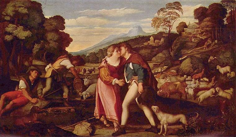 Giacobbe e Rachele