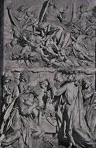 L'Assunzione di Pietro Bernini, Santa Maria Maggiore, Roma