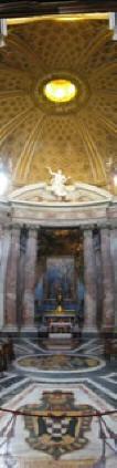 Bernini: altar maggiore