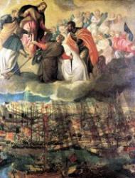 Paolo Veronese: La battaglia di Lepanto