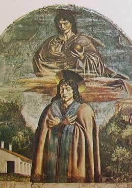 Il Salvatore e S. Giuliano: andrea del Castagno