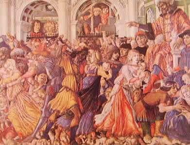 La strage degli innocenti: Matteo di Giovanni
