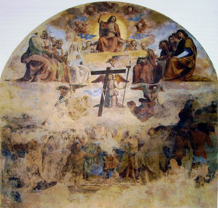 Mariotto Albertinelli: Giudizio Universale (Museo S. Marco)