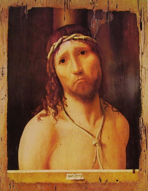 Antonello da Messina: Ecce homo (Piacenza)