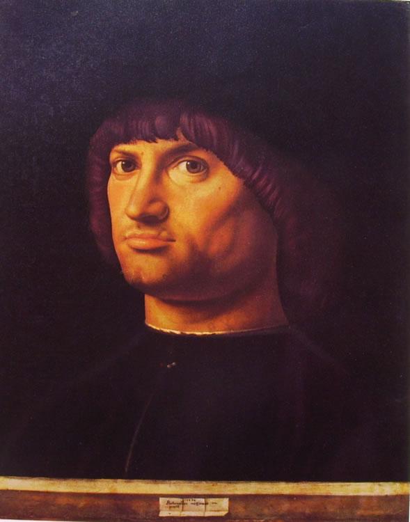 Antonello da Messina: Il condottiero