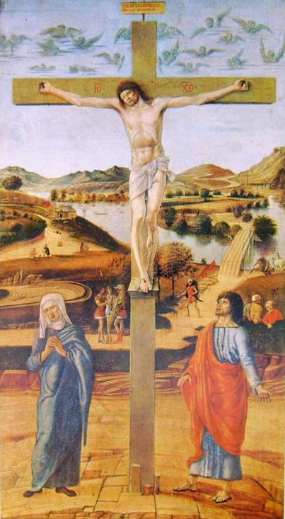 Giovanni Bellini: Crocifissione