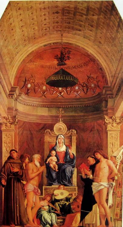 Giovanni Bellini: Pala di San Giobbe