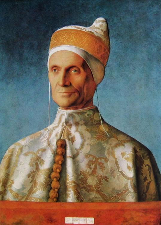 Giovanni Bellini: Ritratto del doge Leonardo Loredan