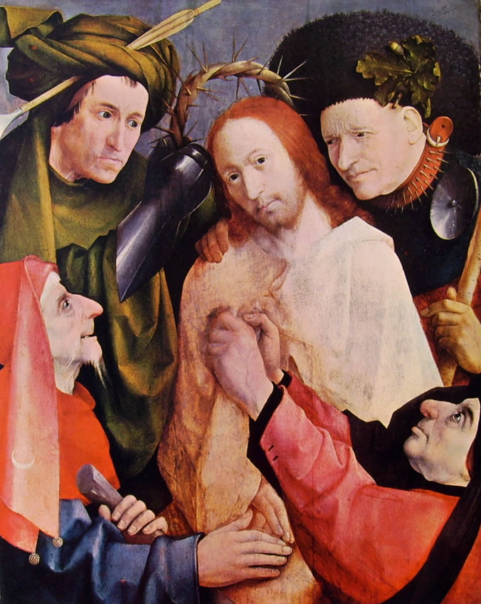 Hieronymus Bosch: L'incoronazione di spine (Londra)