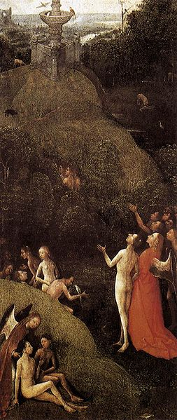 Hieronymus Bosch: Il Paradiso terrestre (Palazzo ducale)