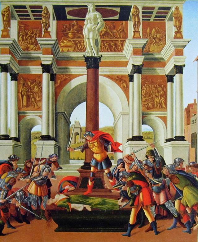 Il Botticelli: Storie di Lucrezia