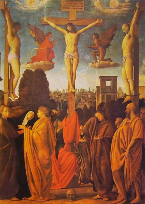 Bramantino: Crocifissione (Brera)