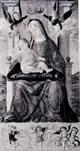 Madonna col Bambino in trono e cinque angeli