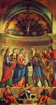 17 carpaccio - la presentazione di gesù al tempio