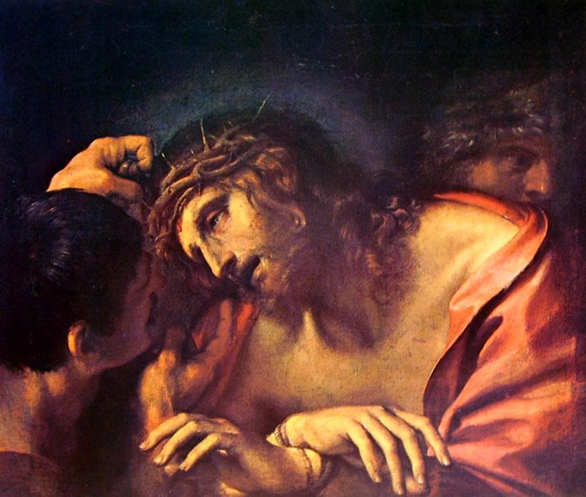 Annibale Carracci: Cristo deriso (Bologna)