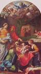 40 Carracci - natività della Vergine