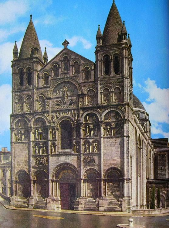 Cattedrale di Saint-Pierre di Angoulême