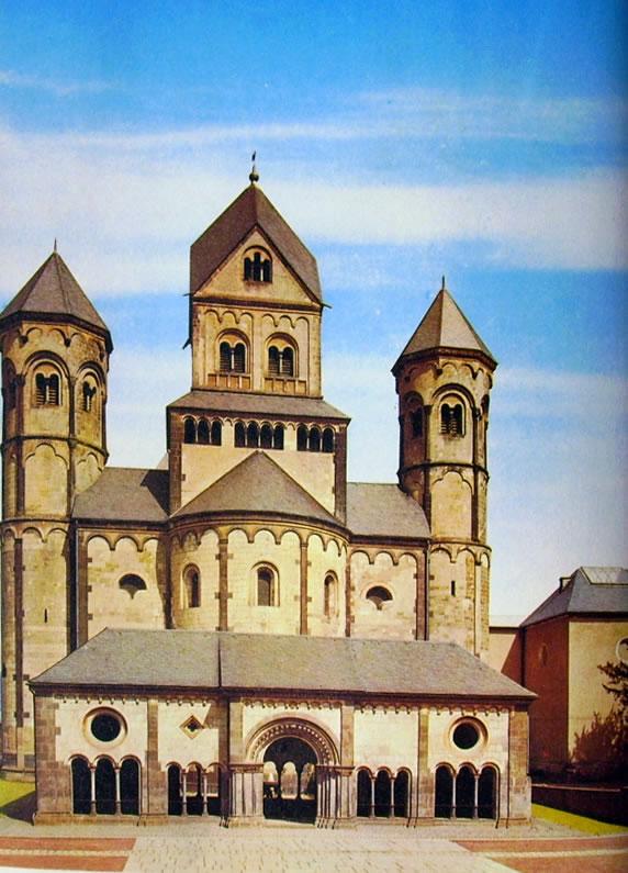 Chiesa abbaziale di Santa Maria Laach (Abtei Maria Laach)