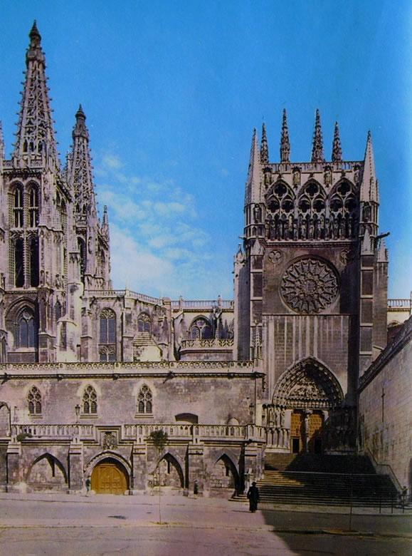 Catedral di Burgos (Cattedrale di Burgos)