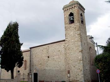 Pieve di Santa Maria a Campagnatico