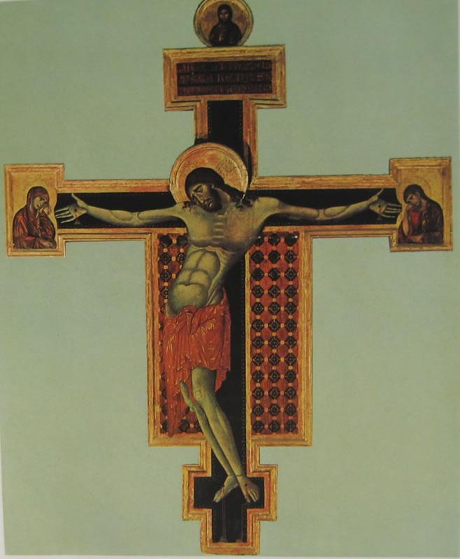 Cimabue: Crocifisso (Arezzo)