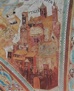Cimabue: I quattro evangelisti (Assisi) - S. Marco