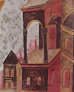 Cimabue: I quattro evangelisti (Assisi) - S. Matteo