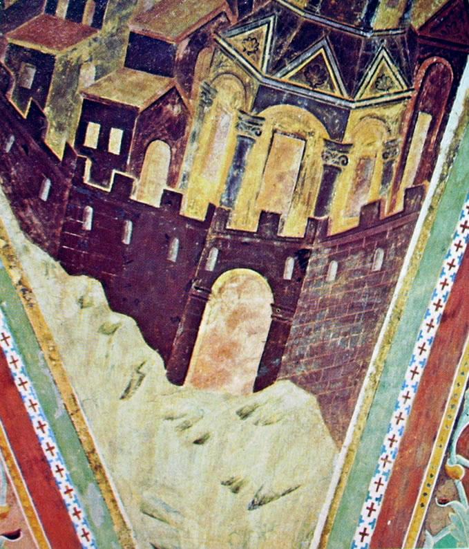 Cimabue: San Luca (Assisi)