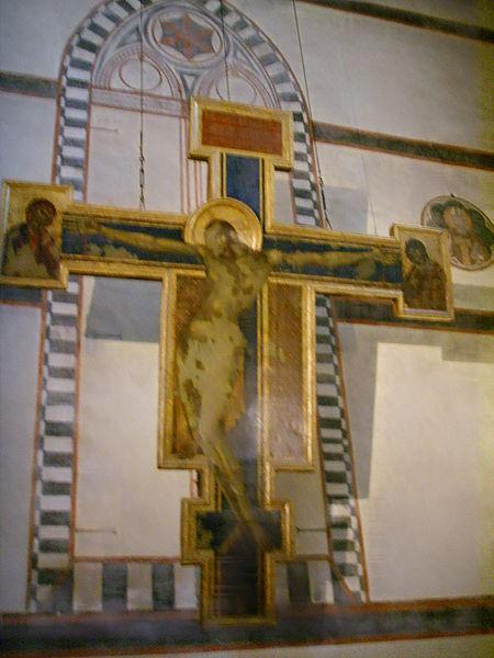 Cimabue: Crocifisso (Museo dell'Opera di Santa Croce)