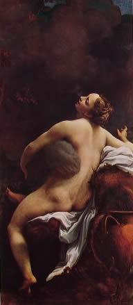 Correggio: Zeus e io (Giove e io)