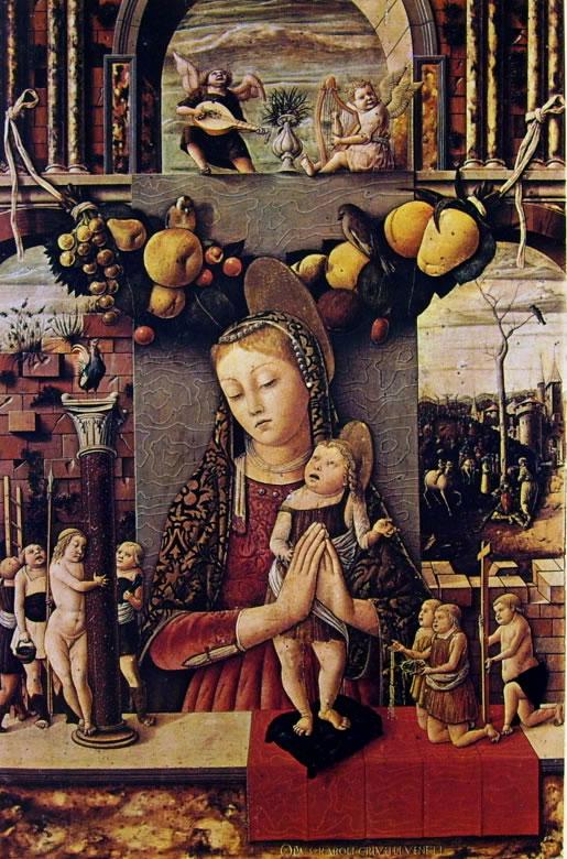 Carlo Crivelli: Madonna della Passione (Verona)