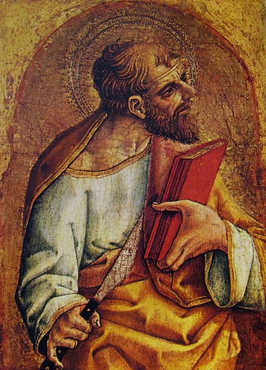 Carlo Crivelli: San Bartolomeo (Milano)