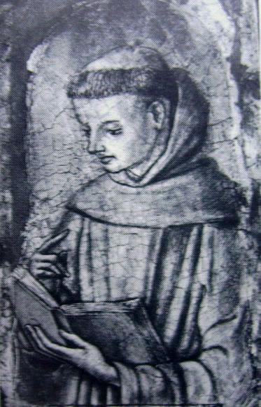 Carlo Crivelli: Francescano con libro