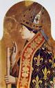San Ludovico di Tolosa,74 x 54 cm.