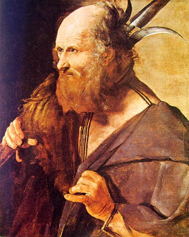 Georges de La Tour: San Giuda Taddeo