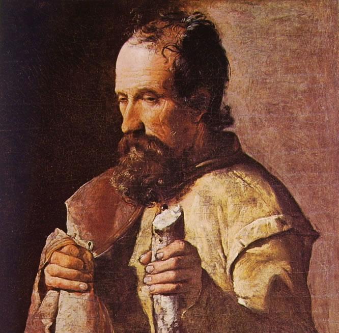 Georges de La Tour: Il San Giacomo Minore (Albi)