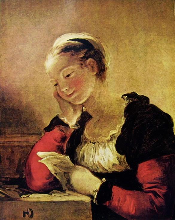 Jean-Honoré Fragonard: I ricordi (Englehard) di Fragonard