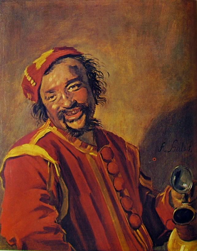 Frans Hals: Peeckelhaering