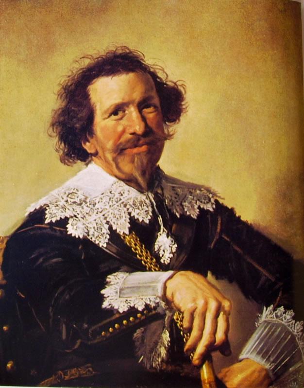 Frans Hals: Peter Van Den Brocecke