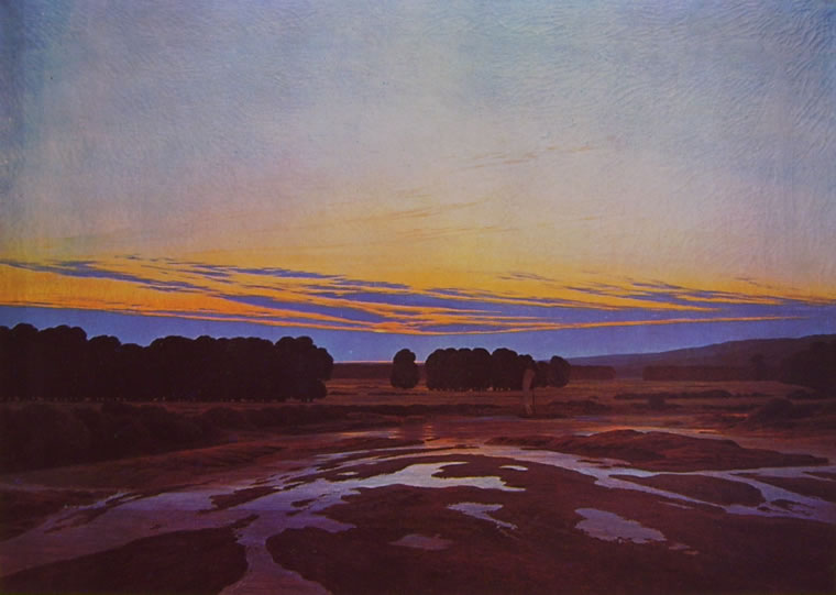 Caspar David Friedrich: La grande riserva