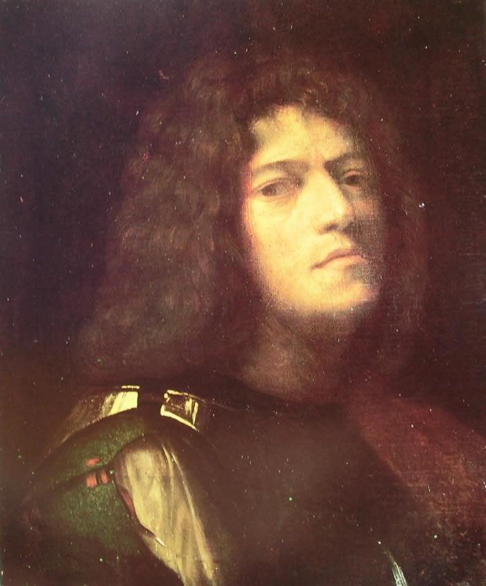 Autoritratto del Giorgione