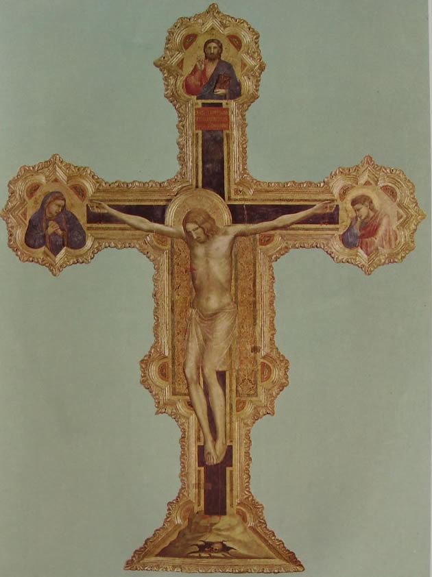 Giotto: Crocifisso di Padova
