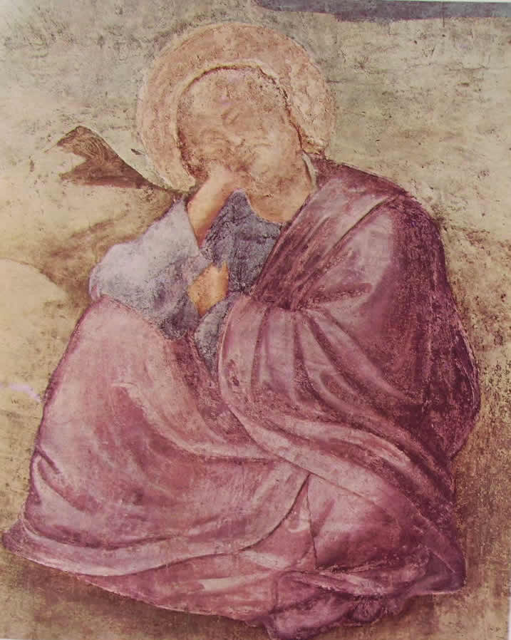Giotto: San Giovanni Evangelista in Patmos