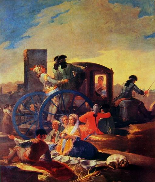Il venditore di vasellame