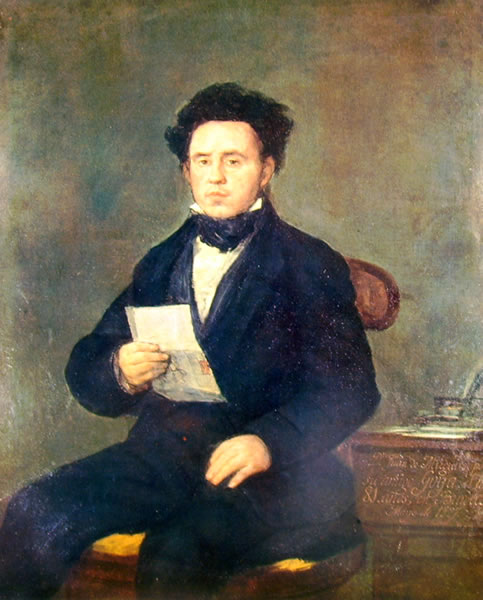 Goya - Ritratto di Juan Bautista de Mugurio
